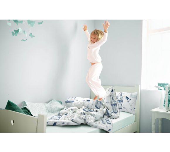 Kids' Bedding set Birdcage