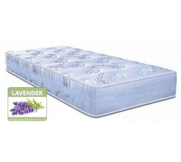 Lavender Duo mattress /lavender duo/, two-sided - 3