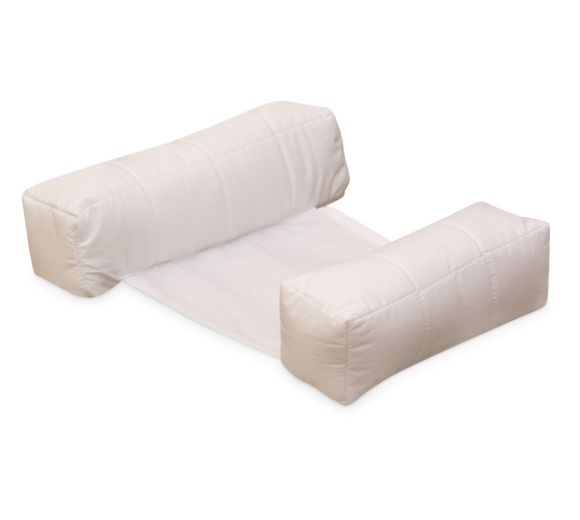 Anti-roll pillow