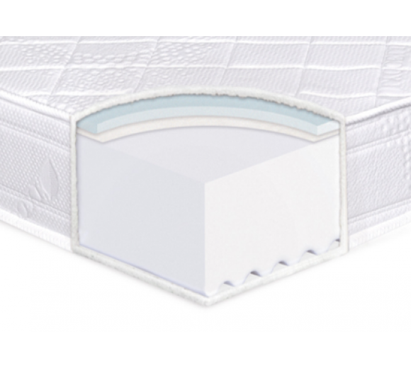 Eco Clima Lyocell mattress, two-sided OUTLET - 2