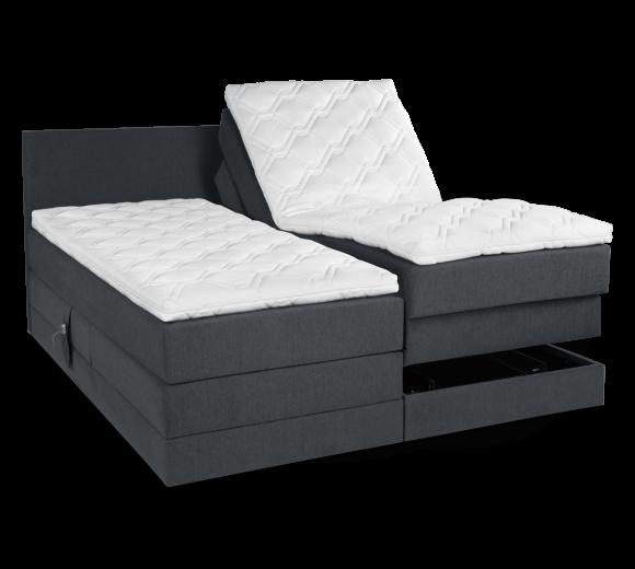 Polaris plus el Boxspring Bed - 1