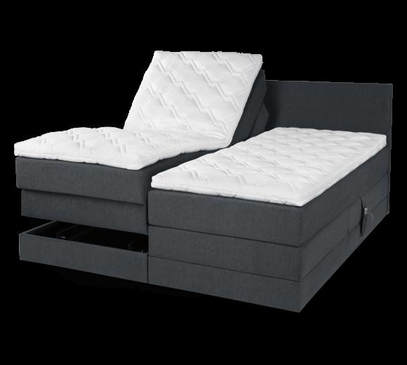 Polaris plus el Boxspring Bed - 11