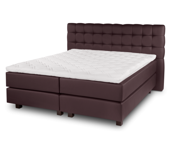Lund Boxspring Bed - 9