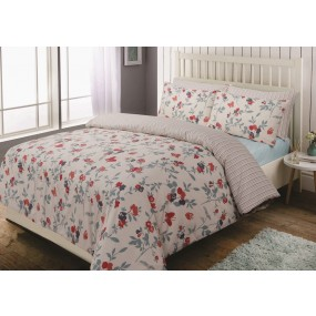 Bedding Set Floral Butterfly