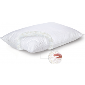 Goose Down Hybrid Pillow