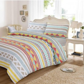 Ethno Stripe bedding set