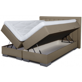 Galaxy Boxspring Bed