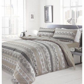 Bedding Set Modern Design - Skandi Natural