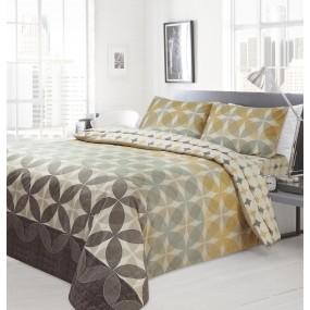 Bedding Set Modern Design - Adele Natural