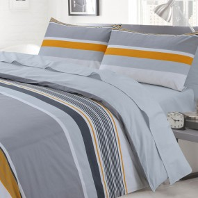 Multi Stripe bedding set, summer 2019 collection