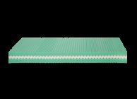 Sleep Genesis presents: Ergo Disk orthopedic two-sided mattress - 4t