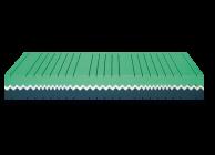 Sleep Genesis presents: Flex Fusion two-sided mattress - 3t