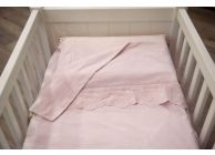 Baby bedding sets with lace - 2t