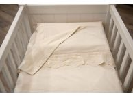 Baby bedding sets with lace - 1t